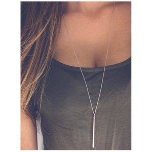 Jewelry - Last ☝️ Bar Necklace